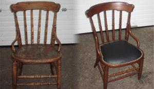 Перетяжка стульев на дому недорого в Нижнем Новгороде