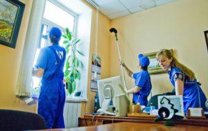 Уборка помещений в Нижнем Новгороде