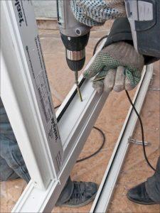 Восстановление геометрии окна недорого в Нижнем Новгороде