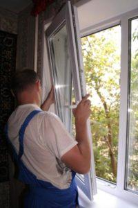 Замена створок пластиковых окон в Нижнем Новгороде